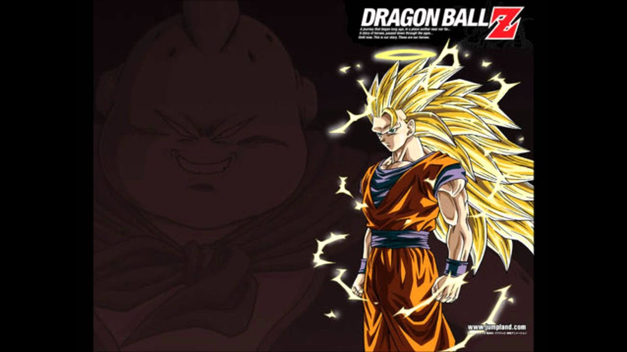 Dragon Ball Wallpapers 3d Goku Super Saiyan 3 Theme Song With Download Link 1080p