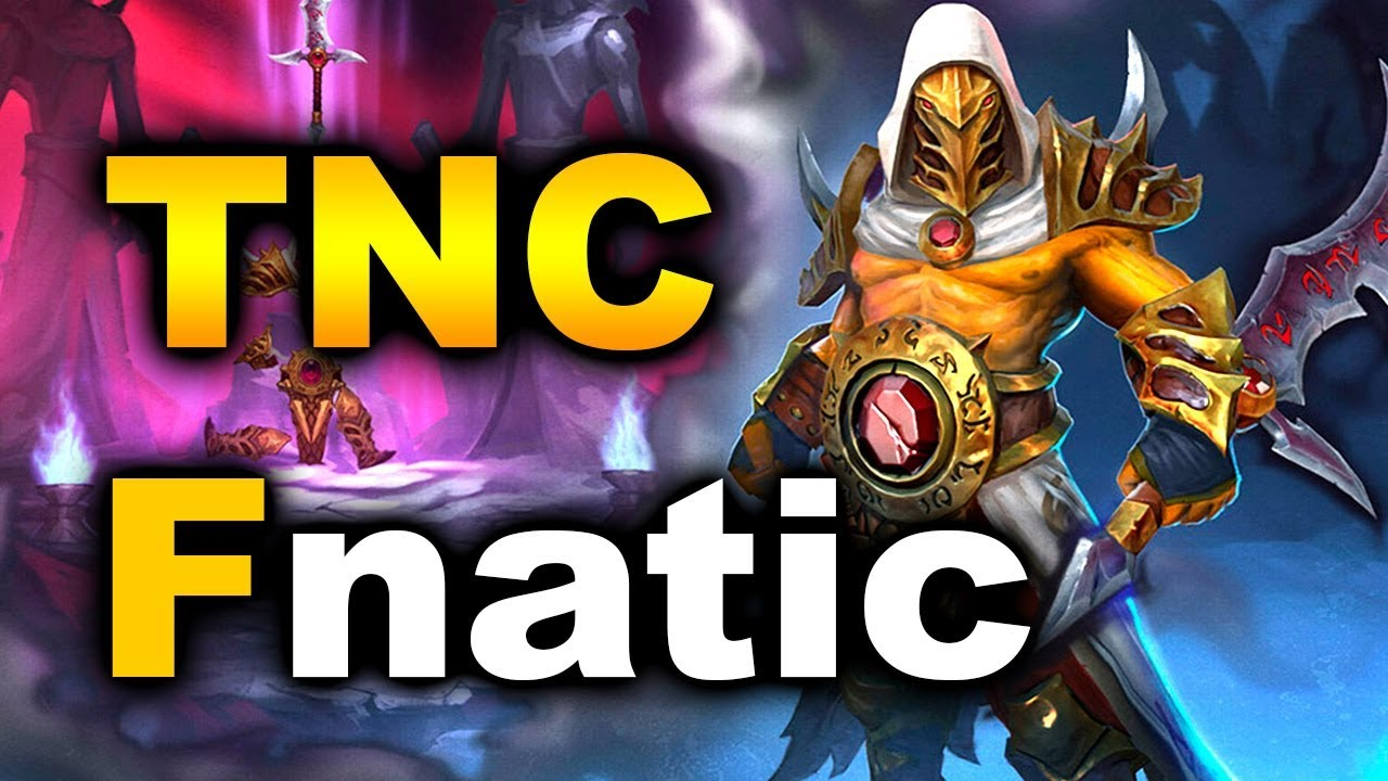 TNC vs FNATIC - SEA GRAND FINAL - DreamLeague 8 MAJOR DOTA 2