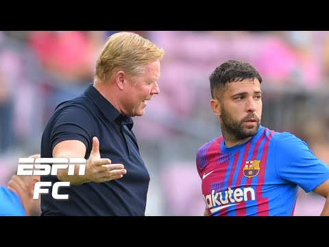 What's going on with Ronald Koeman and Barcelona?   ESPN FC Extra Time
