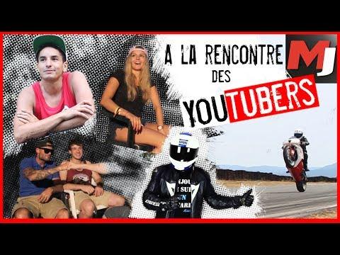 À la rencontre des Youtubers (Jorian Ponomareff, Kikaninac, Mehdiator ...)