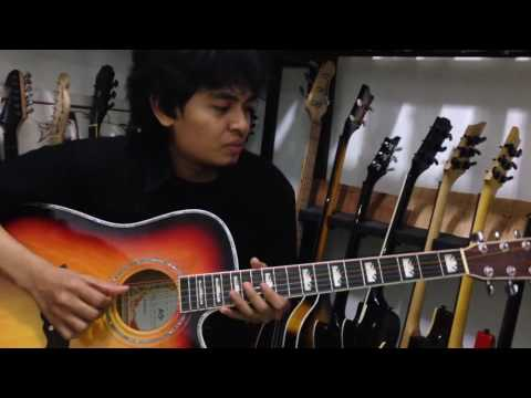 belajar gitar blues dengan sangat mudah dan simple