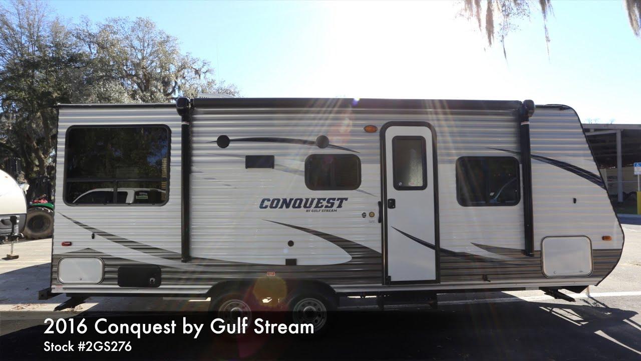 Gulfstream Travel Trailer
