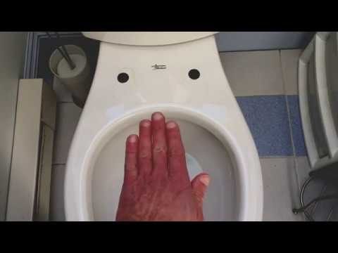 Install A Bemis Slow Close Soft Close Easy Clean Toilet