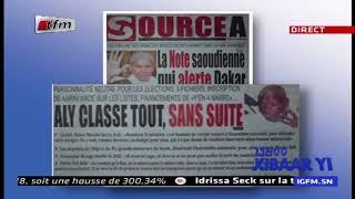 REPLAY - Revue de Presse - Pr : MAMADOU MOUHAMED NDIAYE - 28 Novembre 2018