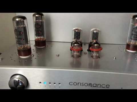 Opera audio consonance cyber 100 signiture valve amplifier ,Rega Rp8, Audio Physic Spark 3 speakers