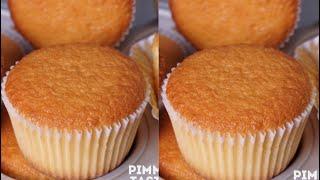 เค้กไข่หอมๆนุ่มๆไร้สารเสริม ทำง่าย วัตถุดิบน้อย  Egg Cake recipe