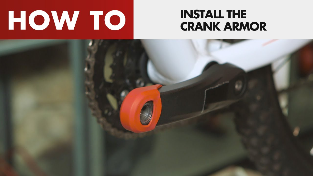 Zefal Crank Armor Protection