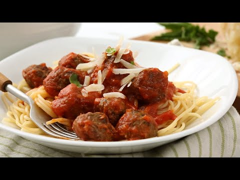 Mini Meatballs - Martha Stewart