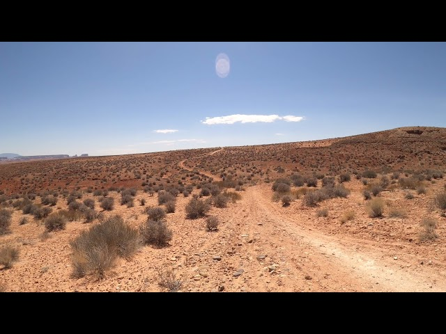 05-10 0930 eBike Tour around Page, AZ overlooking Lake Powell