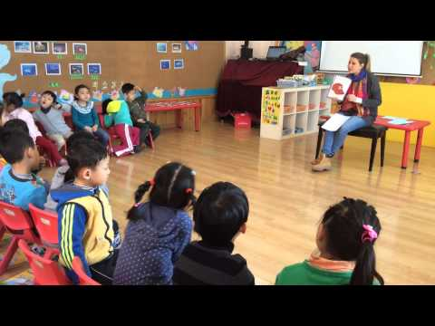 Hannah - Teaching English as a Foreign Language, Beijing.
