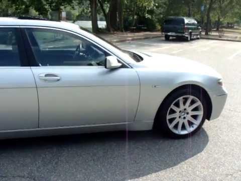 2002 02 BMW 7 Series 745Li 745 Li Personal Used Car Review at