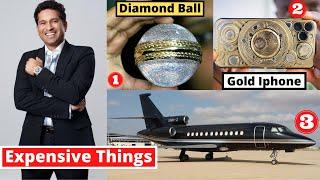 10 Most Expensive Things Sachin Tendulkar Owns - MET Ep 9