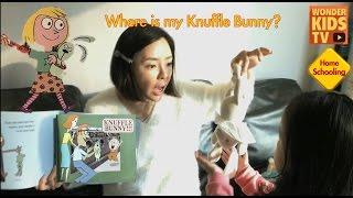 누가 내 너플버니를 가져간거야? Where is my knuffle bunny? 영어동화. 유치원생들 추천 도서. home schooling
