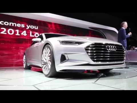 Audi Prologue Concept - 2014 LA Auto Show