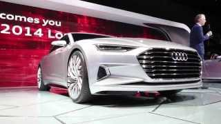Audi Prologue Concept 2014 Videos
