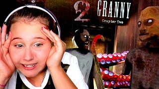 GRANNY HAS A CRUSH ON GRANDPA?! New Chapter 2 Gameplay w/ Ruby Rube