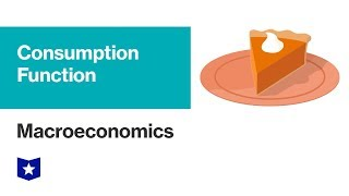 Consumption Function | Macroeconomics