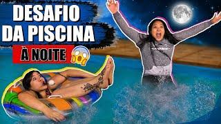 Video DESAFIO DA PISCINA À NOITE | Blog das irmãs download MP3, 3GP, MP4, WEBM, AVI, FLV Januari 2018