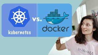 Docker vs Kubernetes vs Docker Swarm   Comparison in 5 mins