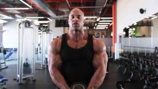 Vezbe za ramena / Exercise for shoulder