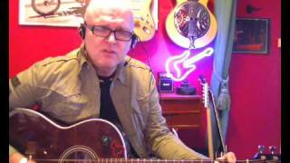 Blowing in the Wind , Bob Dylan, (2 of 3)  lesson by rogersgitar