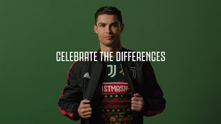 JUVENTUS CHRISTMAS JUMPER DAY 2019 VIDEO | CELEBRATE THE DIFFERENCES