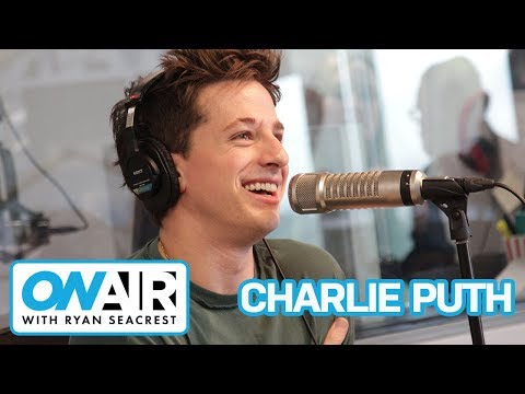Charlie Puth Talks New Single How Long | On Air with Ryan Seacrest