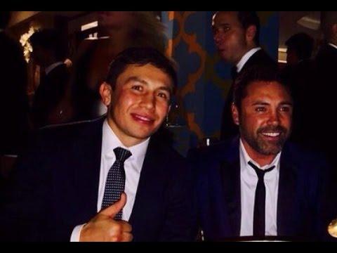 Gennadiy Golovkin cree que podría ser una tragedia si pelea con Óscar De La Hoya