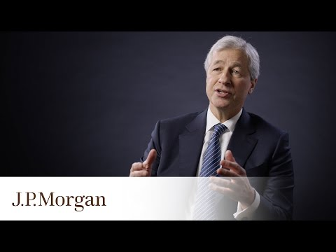 Smarter Faster: Jamie Dimon on Improving Education | JPMorgan Chase & Co.