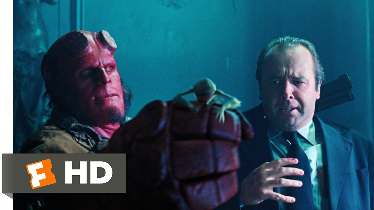 Download Hellboy 2: The Golden Army (1/10) Movie CLIP - Attack of the Tooth Fairies (2008) HD