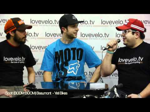 London Bike Show Interviews