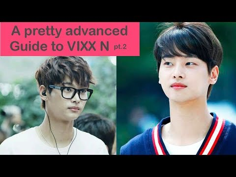 An (UN) Helpful guide to VIXX N pt2 (link in description!)