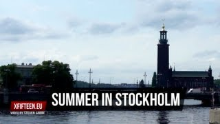 Summer in Stockholm: 15 places to visit!