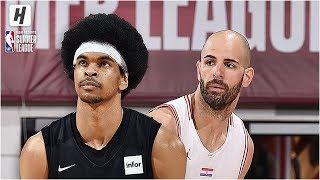 Brooklyn Nets vs Croatia - Full Game Highlights | July 7, 2019 NBA Summer League