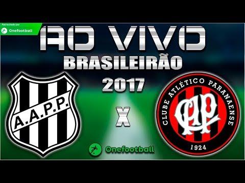 PONTE PRETA X ATLÉTICO-PR AO VIVO COM PARCIAIS DO CARTOLA FC! [NARRAÇÃO COMPLETA] BRASILEIRÃO