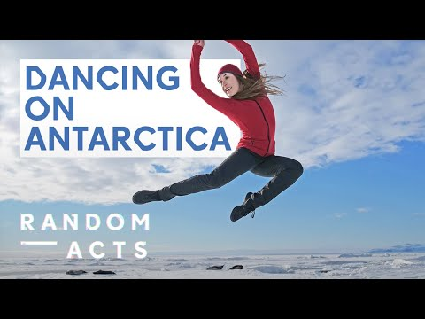 Corey Baker presents Antarctica: The First Dance, the 1st dance on the earth's last great wilderness