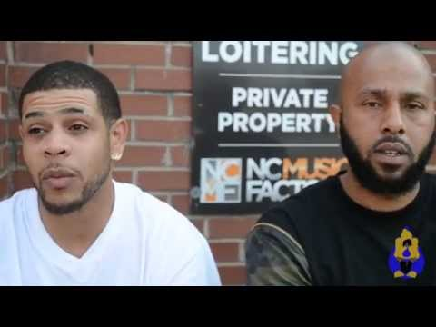 DROPXONE EXCLUSIVE INTERVIEW {TWOFACEMURPHY & RAHDEE} - NC MUSIC FACTORY)