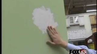How to patch a hole in your wall