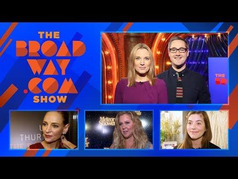 The Broadway.com Show - 12/1/17 - Amy Schumer, DEAR EVAN HANSEN & More