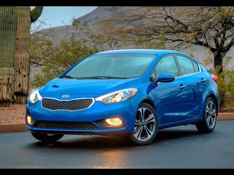 2016 Kia Forte Review Ratings Specs Prices And Photos The Car
