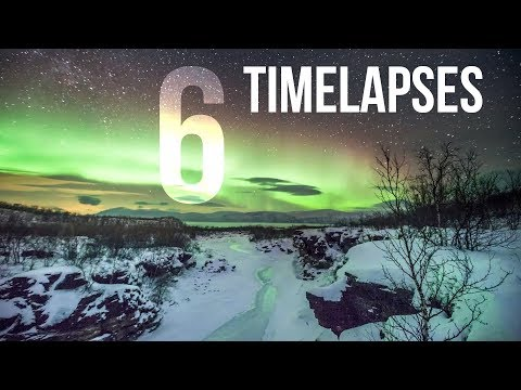 6 Types of Time lapses (Super Basic to Advanced) thumbnail