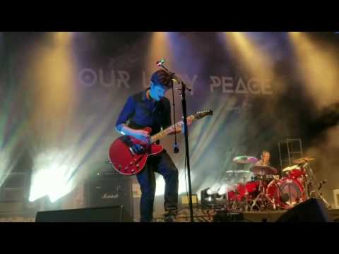 Drop me in the water Our Lady Peace Live at Portsmouth Pavilion 6-25-17