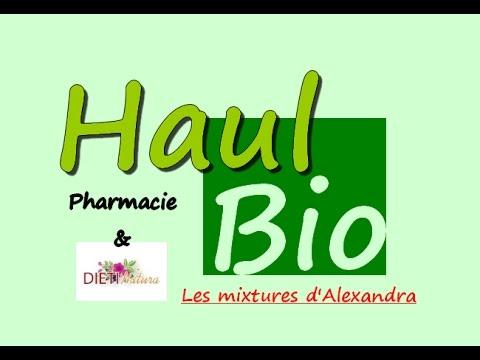 Haul Bio pharmacie et Dieti natura