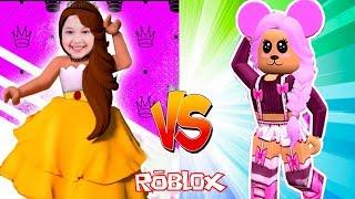 Roblox - QUAL O MELHOR LOOK? (Fashion Famous) Giochi di Luluca