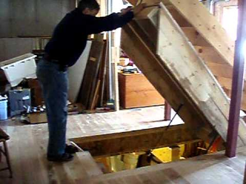 Air Spring Assisted Trap Door Another Side View Youtube