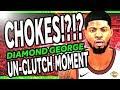 NBA 2K18 - MyTeam - Diamond Paul George - UN-CLUTCH Supermax Moment