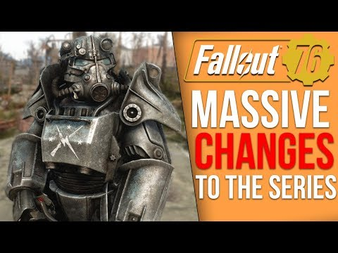 5 Massive Changes Coming With Fallout 76