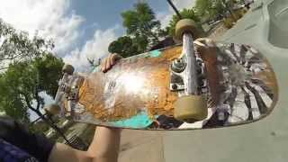 THE WORST BOARD AT THE SKATEPARK?