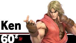 60ᵋ: Ken – Super Smash Bros. Ultimate