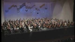 Popper Suite - IV. Largo espressivo - Emilio Colon, conductor
